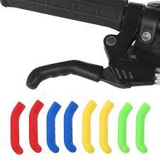 MEIJUN <b>1Pair</b> Universal Bicycle Brake Grips Soft Silicone <b>MTB</b> ...