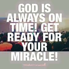 Miracle Quotes New Quotes Of God's Timing And Miracle The Random Vibez