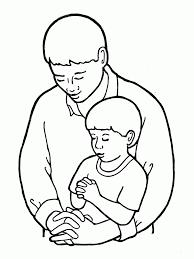 Find high quality daddy coloring page, all coloring page images can be downloaded for free for personal use only. Dad And Son Coloring Page Coloring Home