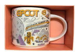 You are bound to come across just about any and every design imaginable. Disney Coffee Mug Starbucks Been There Series Epcot Ki