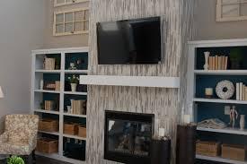 glass tile fireplace designs. wondrous glass tile fireplace surround design ideas as designs u