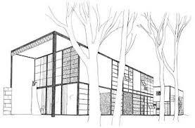 Case Study House    Eames House   Mapio net