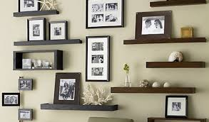 Wall Shelves Ideas Living Room Wood Floating Shelves Primitive