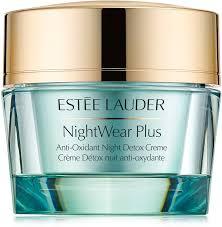 <b>Estée Lauder NightWear Plus</b> Anti-Oxidant Night Detox Crème | Ulta ...