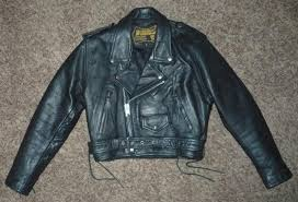 women s bonus genuine leather black motorcycle jacket size s small