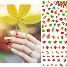 Zdobení Na Nehty Podzimní Motivy