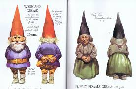 gnomes by rien poortvliet and wil huygen