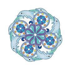 Ravensburger Deco Mandala Designer Drawing Machine Ravensburger 2 In 1 Mandala Designer Ocean Dreams