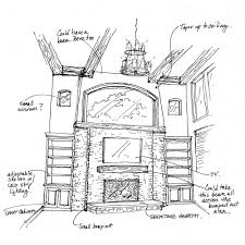 Interior Designers Denver interior sketches laura medicus interiors a denver interior 3433 by guidejewelry.us