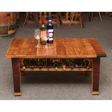 Country Coffee Tables And End Tables Napa East Collection Wine Country Coffee Table Wayfair