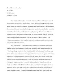 the adventures of huckleberry finn essay adventures of huckleberry  essay on huck finn atsl my ip meadventures of huck finn essay essay topicsexample essays adventures