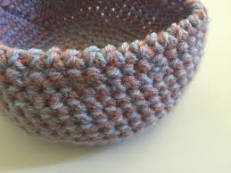 Crochet Bowl Pattern