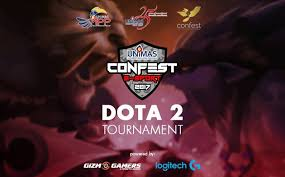 unimas confest 2017 dota 2 tournament