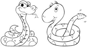 cute snake coloring page.  Cute Snake Coloring Pages Snakes Page Of  Animal Pa And   Inside Cute Snake Coloring Page T