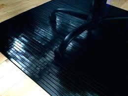 bamboo chair mat office anji mountain review