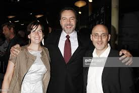 Polly Cohen , President, Warner Independent, writer/director Alan... News  Photo - Getty Images