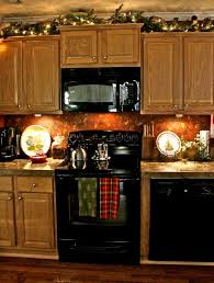 Decorations On Top Of Kitchen Cabinets
