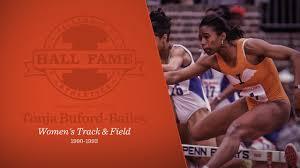 Illinois Athletics Hall of Fame - Tonja Buford-Bailey - YouTube