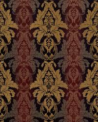 3d Damast Behang Edem 770 36 Barok Behang Structuur Vinylbehang