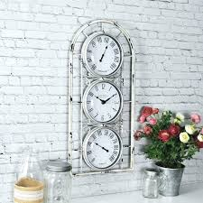 wall clock window station firstime steel whisper parts seashell whisper wall clock