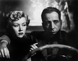 Gloria Grahame, Humphrey Bogart - In a Lonely Place (1950) | Gloria  grahame, Film noir, Film