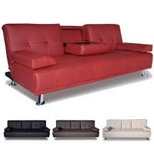 Unique Leather Sofa Bed For Sale Cheap Beds Nz Koncept Double Orange On Decorating Ideas