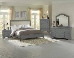 French Market Upholstered Bedroom Set by Vaughan Bassett FREE SHIPPING