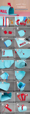 Learn How to Make a DIY Play Mailbox for Kids