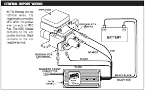 wiring diagram for msd 6al the wiring diagram how to msd 6a installation on a 22re pirate4x4 4x4 and wiring