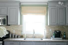 roman shades for kitchen window blinds over sink just all about the rh anielka win over