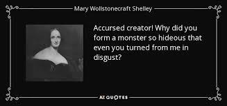 Quotes From Frankenstein Stunning TOP 48 FRANKENSTEIN'S MONSTER QUOTES AZ Quotes