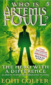 quizzes inventions plus a never seen before sneak preview of artemis fowl and the time paradox
