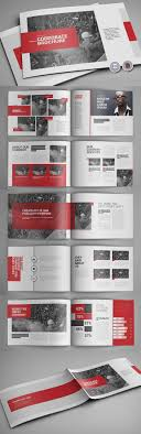 katalog design templates booklet brochure template layout design pinterest brochure
