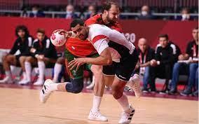 منتخب مصر لكرة اليد يقصي نظيره الياباني