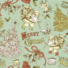 vintage christmas pattern. Contemporary Christmas Vector  Vintage Christmas Seamless Pattern For Pattern T