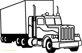 Coloring Pages Coloring Pages Free Christmas Dump Truck Printable