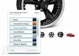 Interchangeable Rims Chart Mustang Wheels Buyers Guide To Sizing Looks Performance