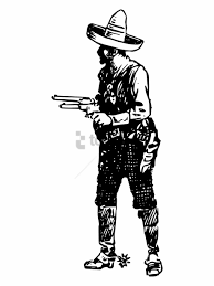 crossed s png vintage cowboywith images transpa background png cowboy shooting