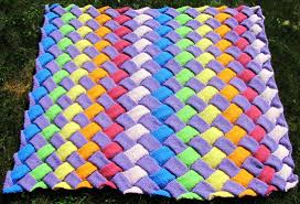 Loom Knitting Patterns Blanket New Decoration