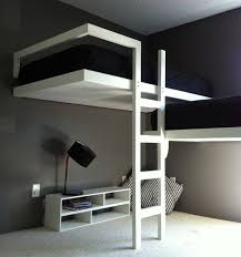 View in gallery Adult bunk bed idea- Modern and minimalist!