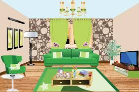room room game. modern room decoration game screenshot