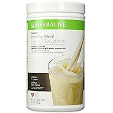 herbalife f1 cookies and cream shake mix 26 4 ounces