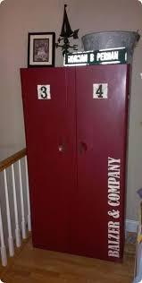 pottery barn locker furniture. Entryway Locker Furniture Cabinet Makeover To Look Like Pottery Barn Lockers Laundry Room Shelving A