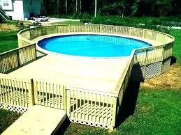 above ground pool deck kits. Above Ground Pool Landscaping Ideas Free Deck Prefab  Decks Amazing Kits D