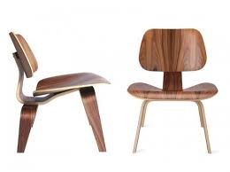 charles eames chair. LCW In Palisander Charles Eames Chair H
