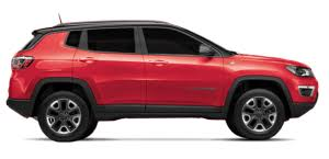 2019 Jeep Grand Cherokee Color Chart Explore The New Jeep Compass Jeep India