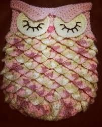 Free Owl Cocoon Crochet Pattern Extraordinary Crochet Owl Cocoon