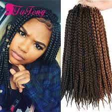 Box Braids Hair Style crochet box braids 12 inch box braid extensions 80gpack top 2670 by wearticles.com