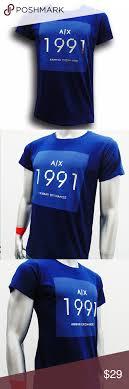 Armani Exchange Mens T Shirt Size Chart Rldm