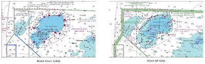 International Chart From Noaa Ocean Navigator Web